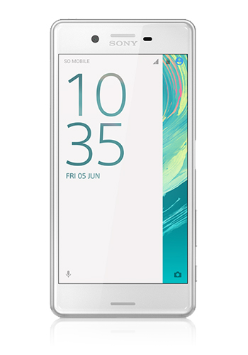 Sony Xperia X Performance Dual Sim white