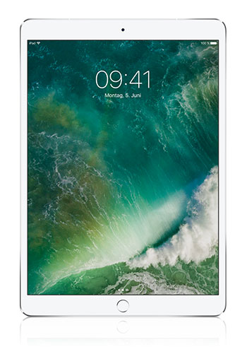 Apple iPad Pro 10,5 Wifi + Cellular silber