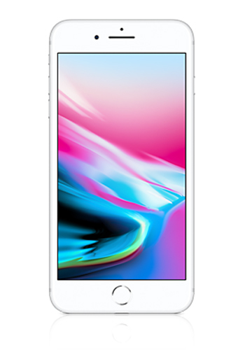 Apple iPhone 8 Plus silber