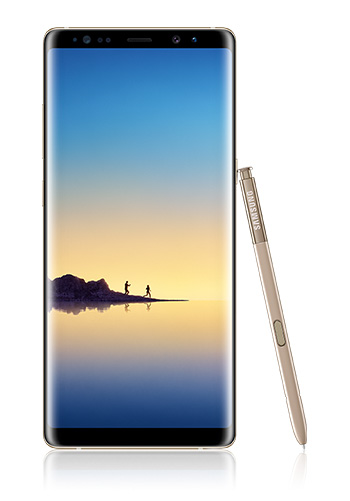Samsung Galaxy Note 8 Dual-Sim gold