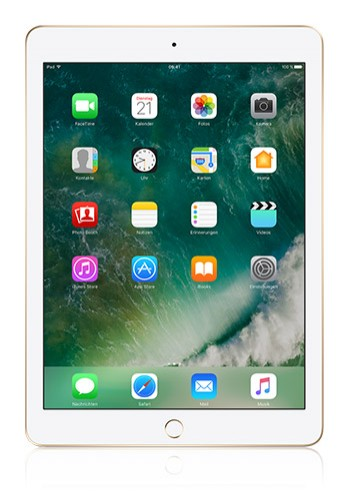 Apple iPad (2017) gold