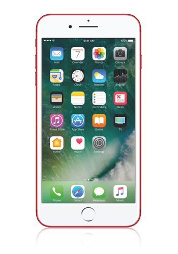 apple iphone 7 plus rot vodafone vertragsverl ngerung. Black Bedroom Furniture Sets. Home Design Ideas